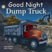 Good Night Dump Truck by Adam Gamble