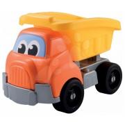 Écoiffier camion mare cu platou basculant 507-1 galben-portocaliu