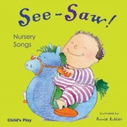 See Saw! by Annie Kubler