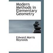 Modern Methods in Elementary Geometry by Edward Morris Reynolds