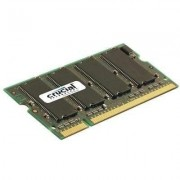LEXAR CRUCIAL NOTEBOOK 256MB DDR 333MHZ (PC2700) CL2.5 SODIMM 200PIN