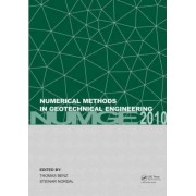 Numerical Methods in Geotechnical Engineering by Thomas Benz