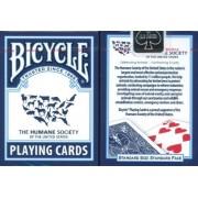Bicycle Humane Society of United States Playing Cards Bicicleta jugando a las cartas