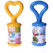 Rikang 1Pc Colorful And Attractive Swing Bell Rattle Toy For Babies - Creates Melodious Sound