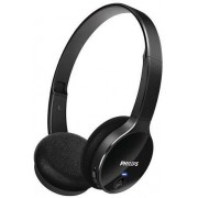 Casti Stereo Philips SHB4000, Bluetooth (Negru)