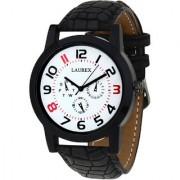 Laurex Analog Round Casual Wear Watches for Men LX-060