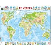 Legpuzzel de Wereld Natuurkundig | Larsen