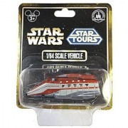Star Wars ~ Disney Star Tours USA Disney Park limited 1/64 scale die-cast vehicles Star Speeder 1000 / STAR TOURS DisneyPark DIE CAST VEHICLE STARSPEEDER 1000