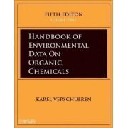 Handbook of Environmental Data on Organic Chemicals by Karel Verschueren