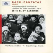 J.S. Bach - Advent Cantatas (0028946358825) (1 CD)