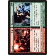 Magic: the Gathering - Armed // Dangerous - Dragon's Maze - Foil by Wizards of the Coast (English Manual)