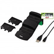 Hama Gaming Extra Dual Charger Xbox One 115535