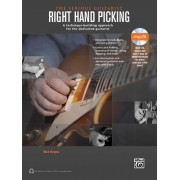The Serious Guitarist -- Right Hand Picking: A Technique-Building Approach for the Dedicated Guitarist, Book & CD