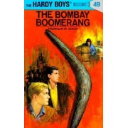 The Bombay Boomerang by Franklin W Dixon