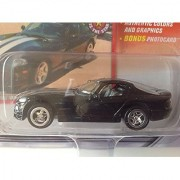 Johnny Lightning Mopar Or No Car 1999 Dodge Viper GTS Black #28