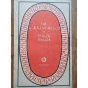 Poezii Proza - Gr.alexandrescu