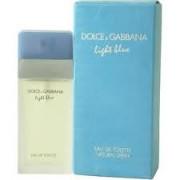 DOLCE & GABBANA LIGHT BLUE EDT 100 ML VP.