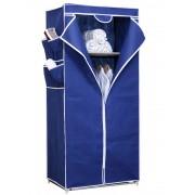 Vászon tároló szekrény, 1 cipzáras