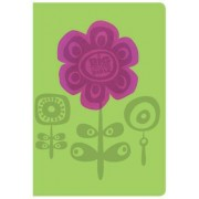 The CSB Big Picture Interactive Bible, Flowers Leathertouch