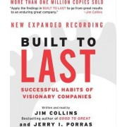 Built to Last CD by Jim Collins