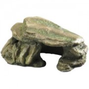 Decor stone moss S aquarium decoratie