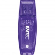 Memorie USB Emtec C410 8GB USB 2.0 Purple