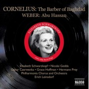 Cornelius/ Weber - Barber of Baghdad/ Abu Has (0747313333721) (2 CD)