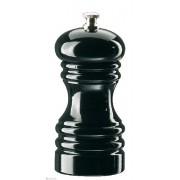 """Moulin à sel """"Berlin"""" 12 cm Noir brillant"""