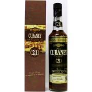 RHUM CUBANEY X.O. EXTRA PREMIUM AGED RUM 21 Y.O.