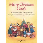 Merry Christmas Carols by Fanny Waterman