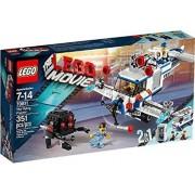 LEGO The Movie De Flying Flusher - 70811