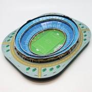 Estadio Azul Soccer Stadium In Mecxico City 3 D Model Kit