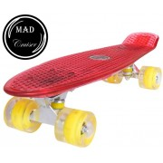 Pennyboard iluminat Mad Cruiser Full Led