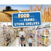 How Food Gets from Farms to Shop Shelves by Erika L. Shores