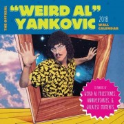 "2018 ""Weird Al's"" Official Wall Calendar: 12 Months of Trademark ""Weird Al's"" Greatest Moments & Albums"