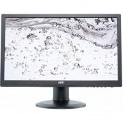 Monitor LED AOC M2060PWQ 19.5 inch 5ms Black