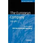 The European Company by Dirk Van Gerven