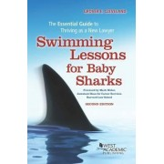 Swimming Lessons for Baby Sharks by Grover Cleveland