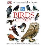RSPB Birds of Prey Ultimate Sticker Book by DK