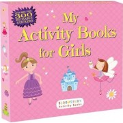 My Activity Books for Girls by Anonymous