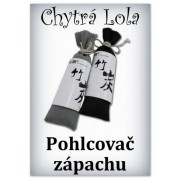Chytrá Lola - Pohlcovač zápachu (2ks) (PZ02)