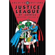 Justice League Of America Archives HC Vol 08 by Dick Dillin
