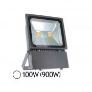 Vision-EL Projecteur Led 100W (900W) ext IP65 Blanc jour