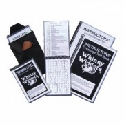 Whinny Widgets Eventing Test Books 2014