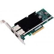 Fujitsu X540-T2 10Gigabit Ethernet Karte für PC - Demoware mit Garantie (Neuwertig, keinerlei Gebrauchsspuren)