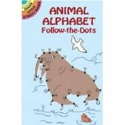 Animal Alphabets - Follow the Dots by Anna Pomaska