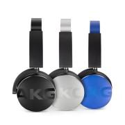 Casti portabile bluetooth, NFC, AKG Y50 (Argintiu)