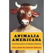 Animalia Americana by Colleen Boggs