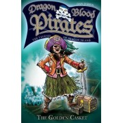 The Legend of Dragon Island: The Golden Casket: Book 8 by Dan Jerris