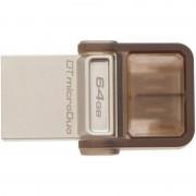 Memorie USB Kingston DataTraveler MicroDuo OTG 64GB